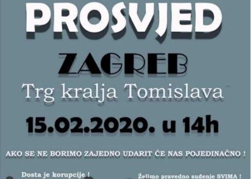 """FILIP KAO OKIDAČ """"Organizaciju prosvjeda preuzeli ljudi u Zagrebu, ovo je borba otpora nepravednom sustavu!"""""""