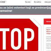 OPREZ, PREVARANTI: Lažni volonteri na prijevaru od nemoćnih građana uzimaju novac