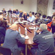 Od ponedjeljka 16. ožujka, prekida se nastava u svim zagrebačkim osnovnim i srednjim školama, ne rade ni vrtići
