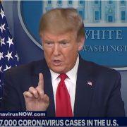 """Koliko je Trump uistinu odgovoran za širenja virusa u SAD-u, a koliko su krivi njegovi """"ALEMKA I VILI""""?"""