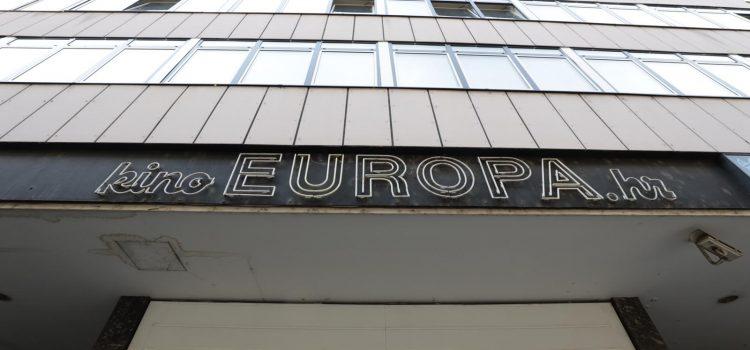 Započeli radovi na obnovi Kina Europa; pročelje će izgledati kao i 1925., kada je kino otvoreno