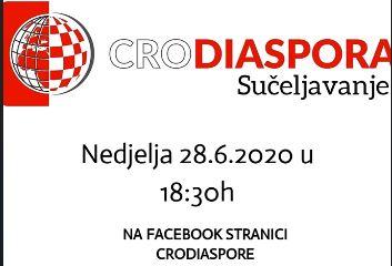 Udruga Crodiaspora organizira u nedjelju sučeljavanje kandidata za 11. izbornu jedinicu (iseljeništvo i BiH)