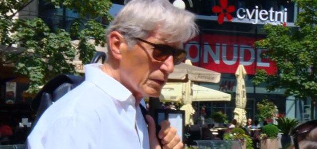 Umjesto u ZATVORU, Horvatinčić na kavi na Cvjetnom! Navodno je vrlo bolestan, no on kaže: Dobro sam