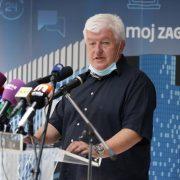 U Zagrebu broj oboljelih i dalje pada; Majić: nema izdvojenih žarišta pa nema potrebe za novim mjerama