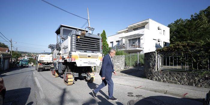 Započeli radovi na rekonstrukciji Gračanske ceste, zamjenski pravac je preko Šestina i Britanca
