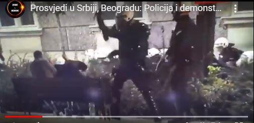 Nametanje DIKTATURE u Srbiji izazvalo kaos; no malo tko govori o sličnostima s događajima u HRVATSKOJ
