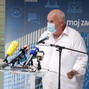 GUŽVE PRI TESTIRANJU NA KORONAVIRUS: U tri dana vikenda u Zagrebu 128 slučajeva zaraze