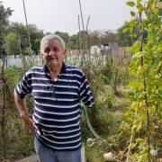 ZELENILO VRAĆA SPOKOJ: I bez jedne ruke, sam izgradio ogradu i kućicu u vrtuna Jarunu te pobijedio birokraciju