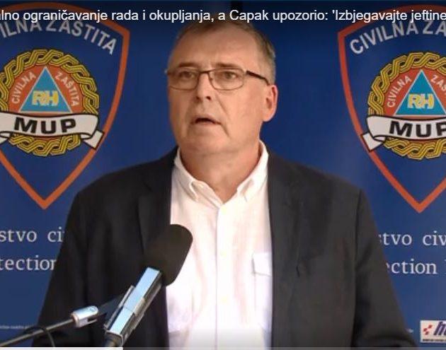 TUŽBA PROTIV RH: DORH zatražio očitovanje Vlade i Stožera o optužbama za diskriminaciju
