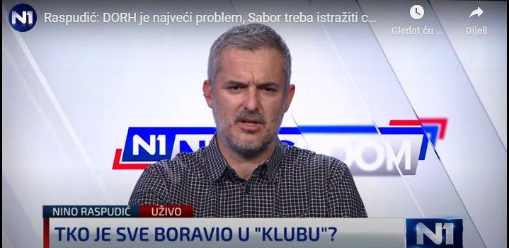 """POZVAO ZVIŽDAČE IZ DORH-a: """"Duboka država seže jako duboko; DORH je najveći problem Hrvatske"""""""