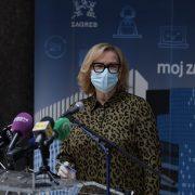 Djelatnica Gradske uprave Grada Zagreba pozitivna na koronavirus, dvije osobe u samoizolaciji