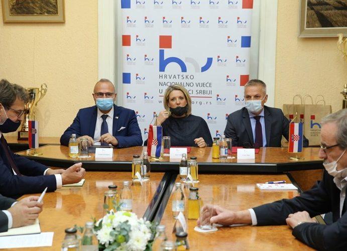 SUBOTICA: Milas i Vojnić potpisali Ugovor o potpori strateških projekata hrvatske manjine u Srbiji