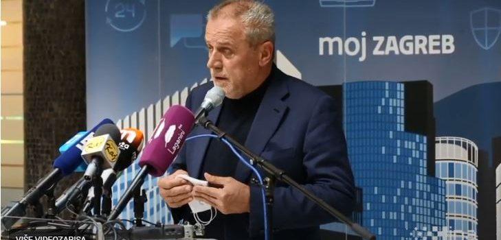 Bandić Plenkovićevoj Vladi: Ne uzimajte nam novac iz Fonda izravnanja, korona i potres su prioriteti
