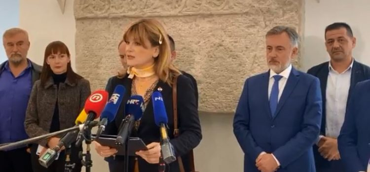 """Vidović Krišto i Vrkljan napuštaju Škoru i Domovinski pokret: """"DUBOKA DRŽAVA je ponovno djelovala!"""""""