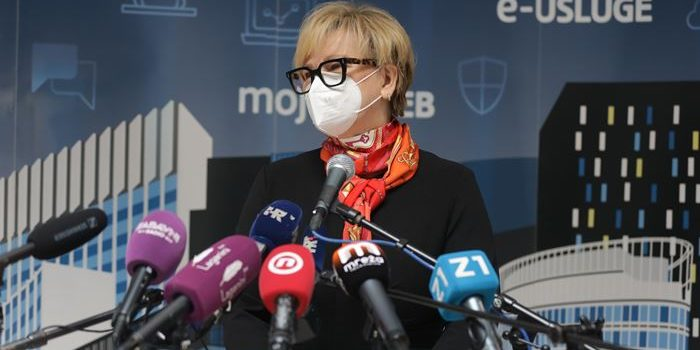 Od 849 testiranih u Zagrebu, čak 321 nalaz bio je pozitivan, samoizolacija izrečena za 1054 osobe