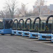 ZET dobio novih sedam polu-niskopodnih autobusa koji ne zagađuju, plaćeni novcem iz EU fonda