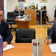 Nastavlja se financijska potpora strateškim institucijama Hrvata u BiH – Sveučilištu i HNK-u u Mostaru