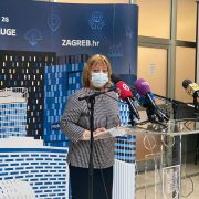 Zagreb u zadnjih tjedan dana bilježi značajan pad pozitivnih osoba na testiranju – s 35 na 25 posto