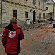 Crveni križ otvorio račun za donacije za stradale u potresu u Petrinji i Sisku