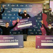 POTICANJE INOVATORA I KREATIVACA: Grad Zagreb dodijelio 550.000 kuna najboljim Startup Factory timovima