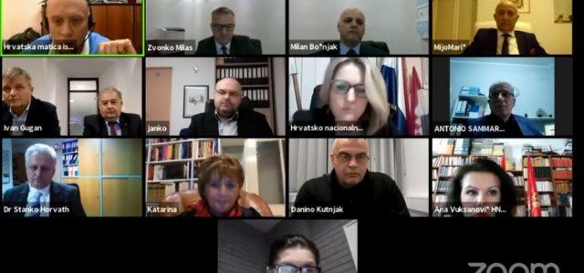 SPONE KOJE NAS POVEZUJU: Skup o podršci RH projektima hrvatskih manjinskih zajednica