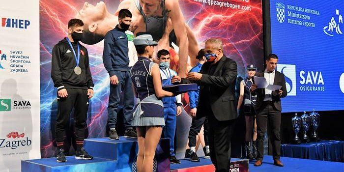 Grand Prix Zagreb Open 2021.: Najbolji svjetski hrvači opet se natječu na turniru u Zagrebu