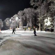 Noćno skijanje na Sljemenu počinje uz nadzor interventne policije! Na skijalištu obavezne maske
