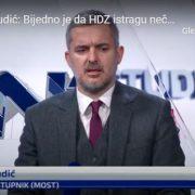 Bijedno da HDZ kokošarenje skriva iza Tuđmana; ako želimo zadržati ljude, važno je pronaći pljačkaše