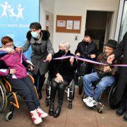 Otvoren prvi centarorganiziranog stanovanja za osobe s tjelesnim invaliditetom – u Novom Jelkovcu