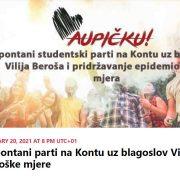 """""""Nakon što je Beroš 'BLAGOSLOVIO' TULUM na Jarunu, i u Rijeci u subotu SPONTANO OKUPLJANJE?!"""""""