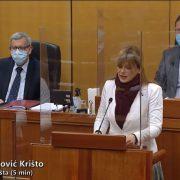 """""""Hrvatski narod znao se riješiti i opasnijih protivnika; riješit će se i pokvarenih, GRAMZIVIH elita"""""""
