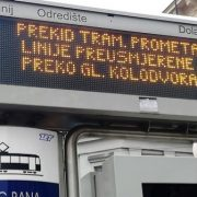 Zbog popravaka šteta od potresa, zatvara se Frankopanska; tramvaji neće voziti preko Trga