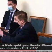 """""""Radi se o sistemskoj PLJAČKI EPSKIH RAZMJERA; sudjeluje dio liječnika i voditelja bolničkih odjela!"""""""