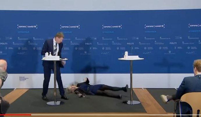 ŠOK UŽIVO: Tumačila zašto Danska trajno obustavlja cijepljenje Astra Zenecom i srušila se na pod