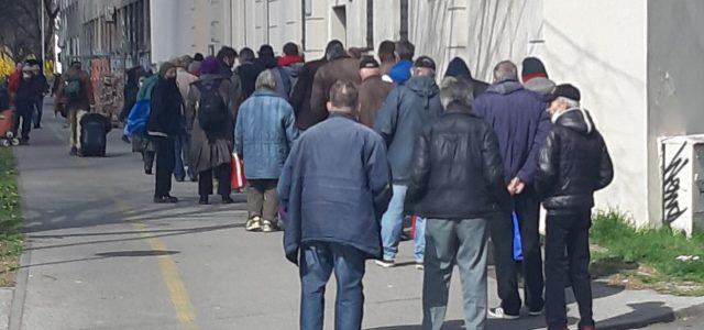 Dan borbe protiv rastućeg siromaštva: Ljudi iz Caritasa na Trgu će u subotu dijeliti pekarske proizvode