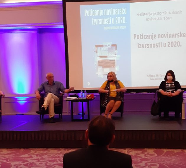 Spašavanje IZUMIRUĆE VRSTE – novinara: predstavljen Zbornik radova 'Poticanje novinarske izvrsnosti'