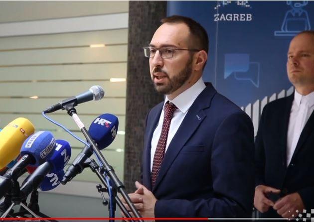 Tomašević: Bit ćemo skromni, pristojni i na usluzi građanima; to očekujemo i od zaposlenika gradske uprave