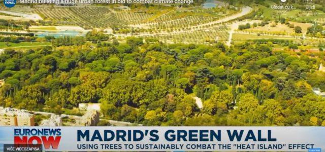 'Dok Madrid sadi šumski prsten koji će smanjiti vrućine, šume Medvednice sumanutom sječom NESTAJU!'