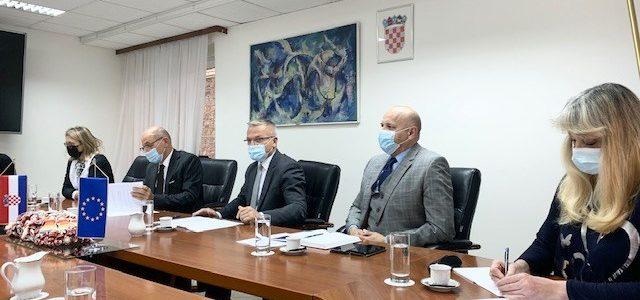 Poboljšanje odnosa između Hrvatske i Slovenije pridonosi boljem statusu Hrvata u susjednoj državi