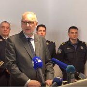 Ministar Božinović mora OBUSTAVITI DALJNJI PROGON zadarskog policajca ili mora SAM OTIĆI!