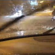 KAOS NA ZAPADU GRADA: Poplava u Škorpikovoj, Selskoj, nesnosne gužve na Samoborskoj, Bologni…