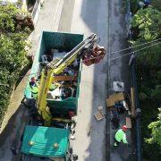 Čistoća odvozi glomazni otpad s javnih površina; iz Grada pozivaju ljude da prijave nepropisno odlaganje