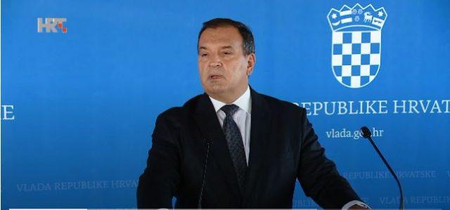 UPOZORILE NA UCJENE: 'Ministre, postotak pozitivnih cijepljenih je toliki da ga ne smijete javno izreći'